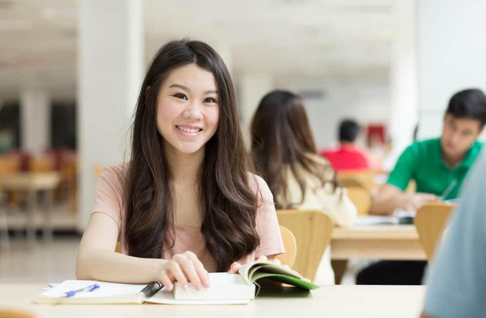 Ilusrasi Sekolah bahasa mandarin di Taiwan