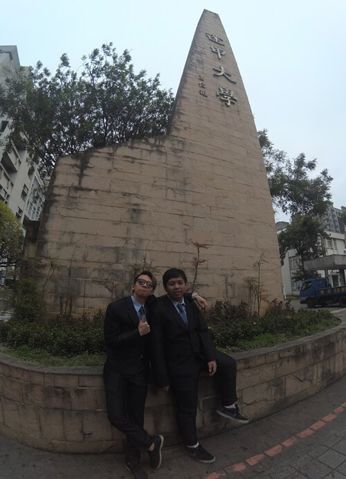 Belajar Bahasa Mandarin di Taiwan (Fengjia University)