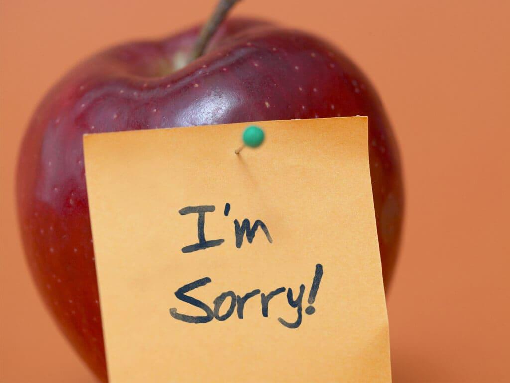 maaf dalam bahasa mandarin
