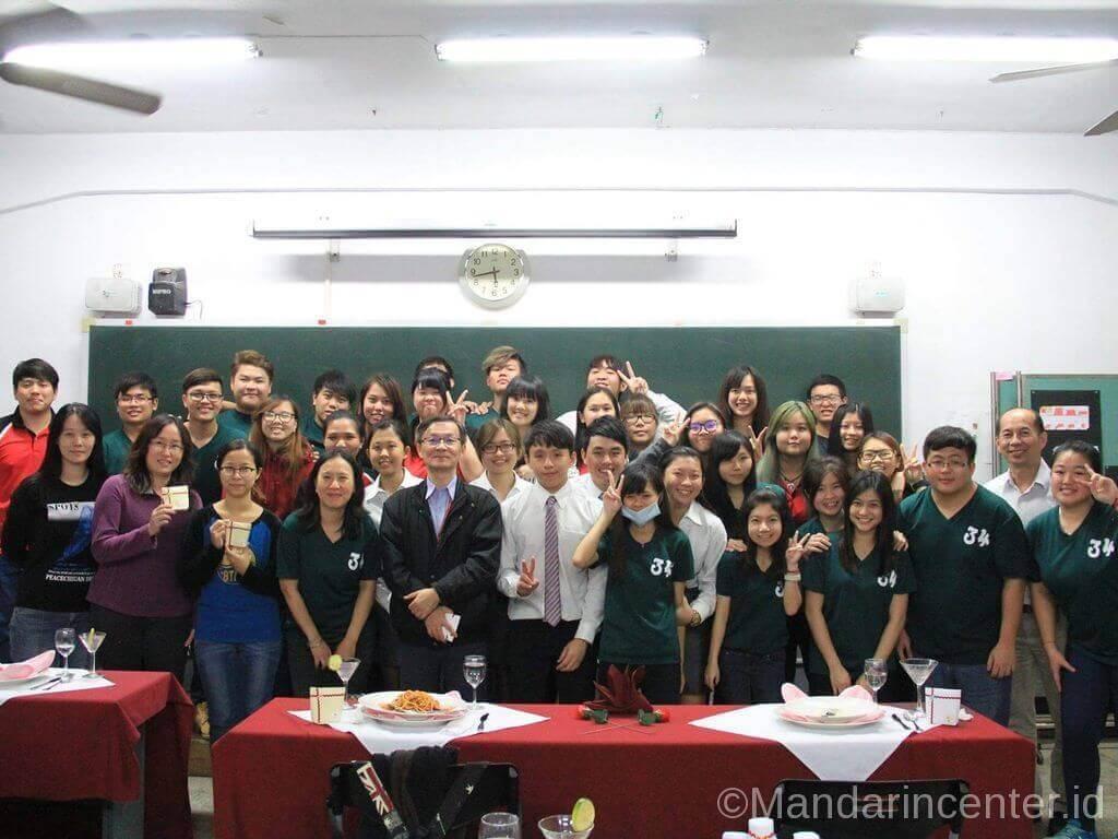 Persyaratan kuliah di Taiwan Mudah kok