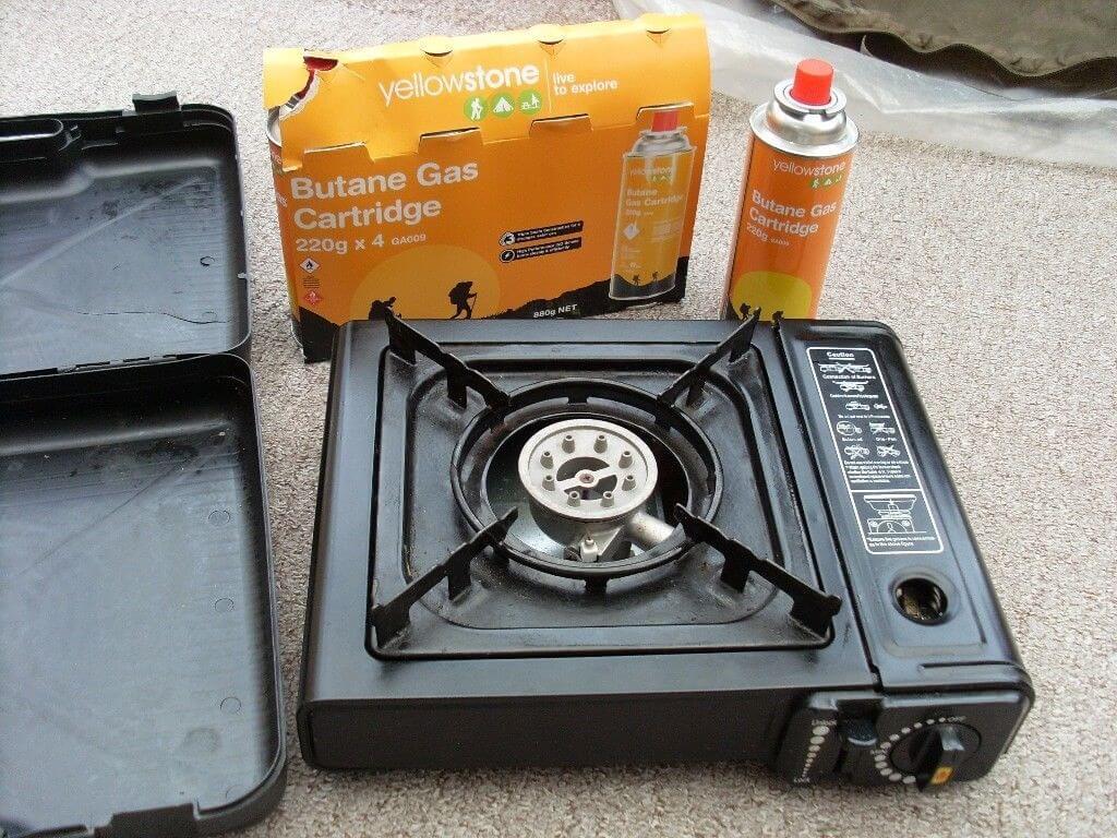 cara menekan biaya belajar mandarin dan hidup di taiwan dengan cara memasak menggunakan kompor portable