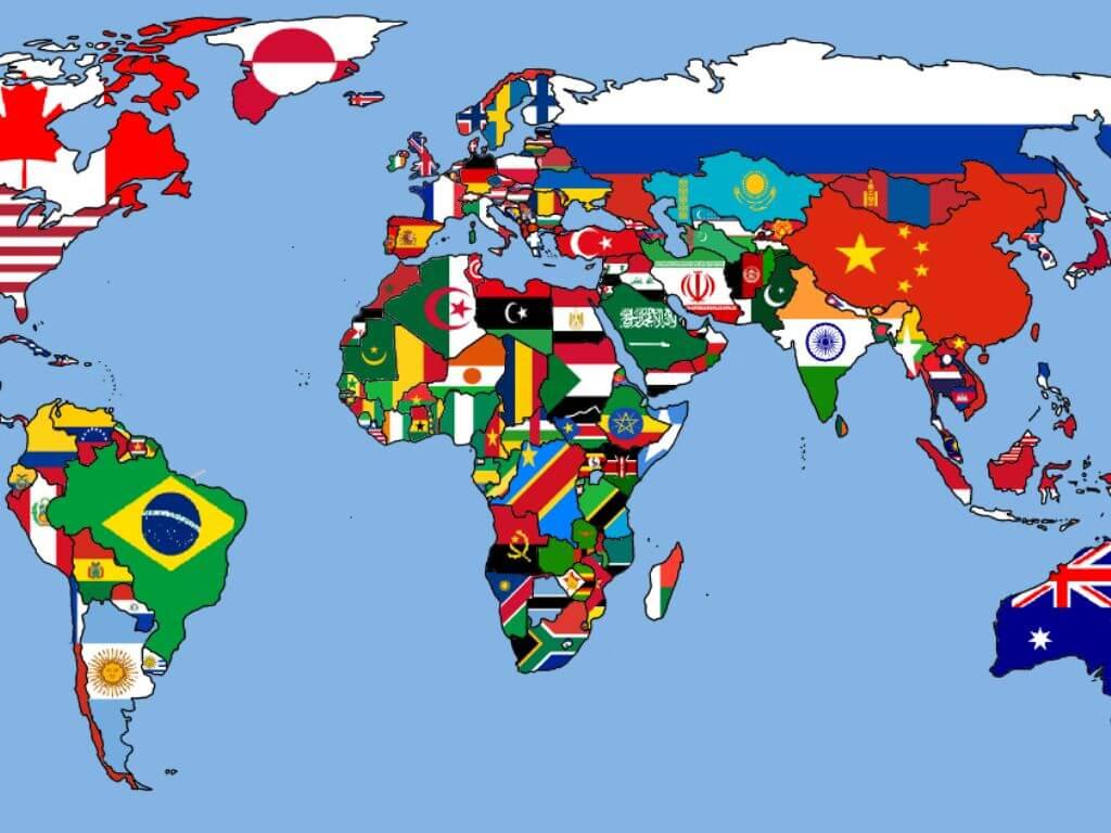Bahasa Mandarin Negara Indonesia, Inggris, Korea, China dan Asia