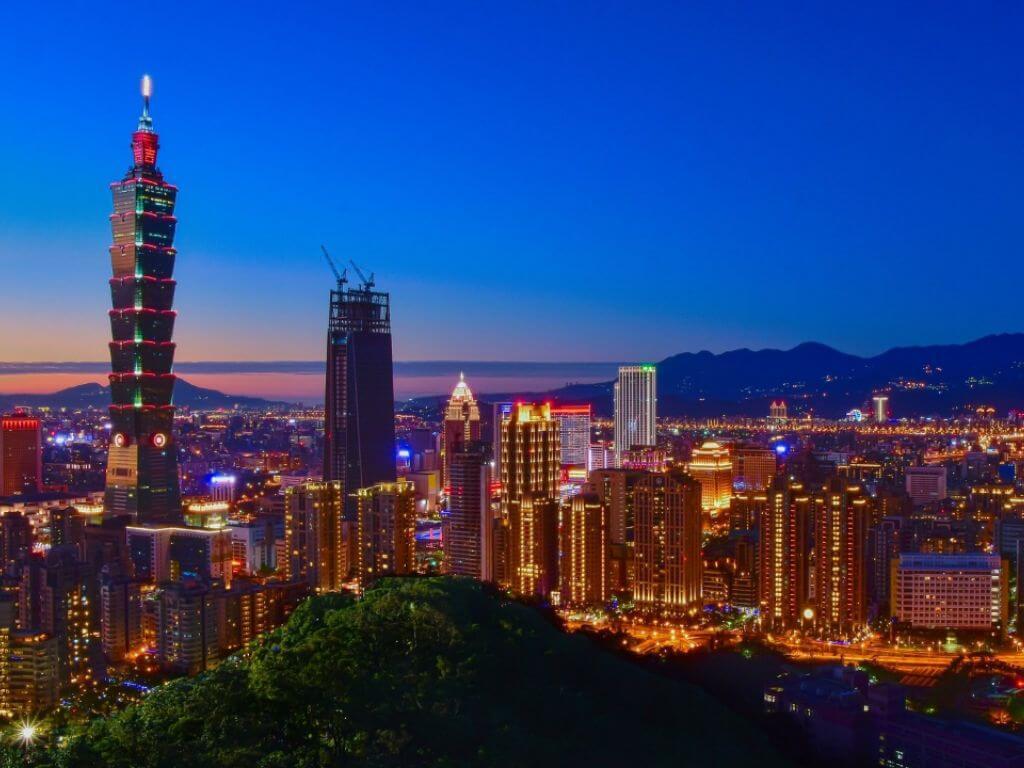 Studi ke Taiwan